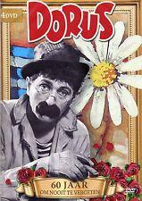 Dorus : 60 jaar om nooit te vergeten (4 DVD)