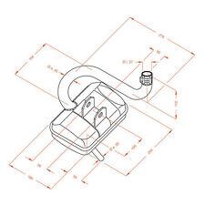 0231 SCARICO MARMITTA TERMINALE SITO PLUS 2 TEMPI PIAGGIO VESPA 125 PX(80-150PX)