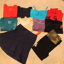 NWT Woman 's Lady Clothes Lot S 3 4 5 6 Top Tank Skirt Pants All New Fall Winter