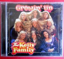 cd the kelly family growin'up angels flying one more song because it's love ego