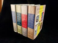 1958 lot of 4 volumes Readers Digest Condensed books free shipping