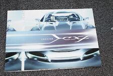6 PACK * Promo Jaguar CXF Car * Large ORIGINAL Factory Postcard ** New **