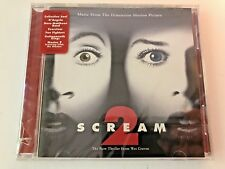 Scream 2, Music from the motion picture, SEALED CD, 1997, Capitol, Dave Matthews