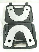 Gorilla Ladders 4-in-1 Aluminum Ladder Static Safety Hinge Kit Scaffold Adapter
