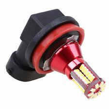 1Pc H8 3014 LED Car Front Fog Driving Headlight Light Lamp DRL Bulb White DC 12v