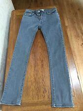 Topman Short Coloured Mid Rise Jeans for Men