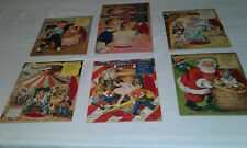 1951 Star-Bright Musical Pack O' Fun Record & Book -Mint condition -Toy Parade