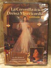 DVD La Coronilla de la Divina Misericordia Cantada Chaplet Divine Mercy In Song