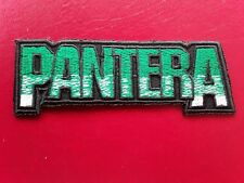 PANTERA AMERICAN HEAVY METAL THRASH ROCK MUSIC BAND EMBROIDERED PATCH UK SELLER