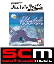 UKULELE PARTY SONGBOOK SONGS (Book/CD Set) 20231BCD by Jerry MOORE UKE SONG BOOK