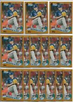 2020 Topps Archives Brendan McKay (14) Card Rookie Lot Rays #244 RC