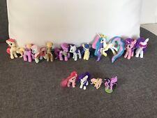 My Little Pony Bundle - My Little Pony Mini Figures Collectibles 14 Figurines 🐎