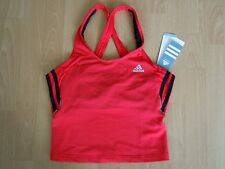 Adidas Response SHIMMEL Bustier Shirt Jogging Gym Fitness D 40/F 42/uk14 NEUF