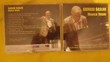 GIORGIO GASLINI - MUSICA TOTALE. CD