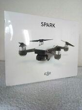 DJI Spark 12MP WiFi Drone - Alpine White •NEW ITEM •UK STOCK