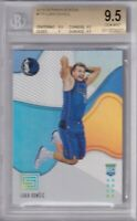 BGS 9.5 GEM MINT 2018-19 PANINI STATUS RC LUKA DONCIC DALLAS MAVERICKS ROOKIE