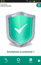 Kaspersky Internet Security for Android, cellulare o tablet, versione più recente 2016
