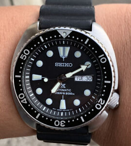 Seiko Turtle Air Diver's 200M 4R36-04Y0 Automatic Watch