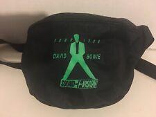 Vintage David Bowie Fanny Pack Tour 1990