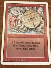 MTG WHEEL OF FORTUNE - Revised - 3rd edition - Magic the gathering near mint