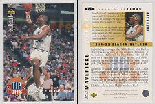NBA UPPER DECK 1994 COLLECTOR'S CHOICE - Jamal Mashburn #171 - Ita/Eng- MINT