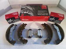 Ford Fusion Rear Brake Shoe + Wheel Cylinder Set 2002-2012 *GENUINE APEC OE*