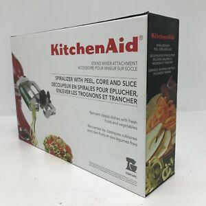 New KitchenAid Spiralizer Stand Mixer Multi Attachments Kitchen Utensil 183206