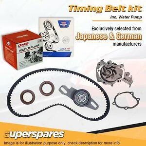 Timing Belt Kit & WaterPump for Suzuki Alto Mighty Boy 543cc 3cyl Carb 85-88 F5A