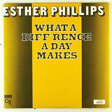 """7"""" Single - Esther Phillips - What A Diff'rence A Day Makes - S1907"""
