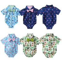 LOT 2..BABY BOY..100/% COTTON..BLUE /& WHITE..ONE.PIECE BODY TOP.3-6 MTH.NEW