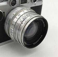 Jupiter-8 LTM Leica Thread Mount 50 mm F:2 Lens Sonnar Copy 1964 GOOD from Fedka