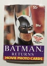 Topps Batman Returns 1992 г.