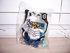 McDonald's #3 Adventure Time Toy FREEZE BLAST ICE KING New In Package 2014  E