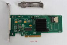 LSI SAS2004-4i 9211-4i 6Gbps 4 Ports HBA PCI-E SATA SAS RAID Controller Card
