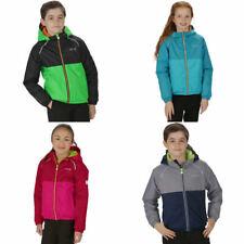 Regatta Urbanyte Kids Waterproof Hooded Jacket