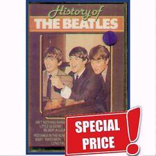 """THE BEATLES """" HISTORY OF... """" MUSICASSETTA SIGILLATA (MC K7)"""