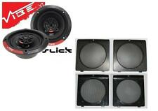 "Golf Mk2 and Jetta 5"" Vibe Speaker upgrade and new front door grille package"