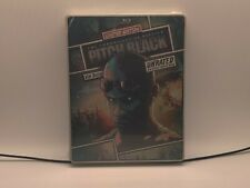 Pitch Black The Chronicles of Riddick Steelbook Limited Edition Blu-Ray Usa