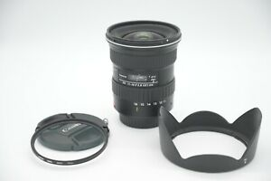 Tokina AT-X PRO DX 11-16mm f/2.8 for Canon NEAR NEW Condition