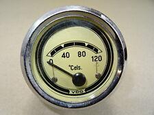 VDO Fernthermometer Bj. 1960 unbenutzt 24 Volt Oldtimer Traktor Auto PKW