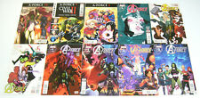 A-Force vol. 2 #1-10 VF/NM complete series - she-hulk/captain marvel/avengers