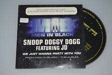 Snoop Doggy Dogg Feat. JD ‎– We Just Wanna Party With You. CD-SINGLE PROMO (ESP)