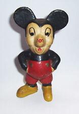 Alte Micky Maus Figur aus Masse 15 cm vintage ! (N3