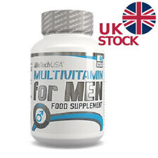 Biotech USA Multivitamin for Men Mineral Antioxidant Complex Amino Acid