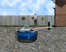 Ecosure 3500 Litre Ltr Sub+ Complete Underground Rainwater Harvesting System