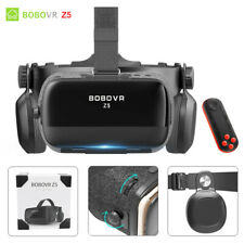 All In One View Virtual Reality 3D VR Headset Goggles Video Glasses With Remote