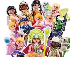 PMW Playmobil 5459 1X FIGURES SERIE 6 CHICAS GIRLS 100% NUEVAS NEW Envío Rápido