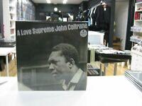 John Coltrane LP Europe a Love Supreme 2019 Gatefold Limited Clear Vinyl