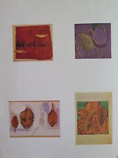 Josef Albers Original Silkscreen Folder XXV-3/Left Interaction of Color 1963