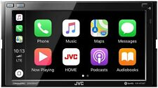 NEW JVC KW-M75BT 2 DIN Media Player 6.8